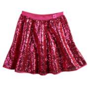 Girls 7-16 JoJo Siwa Sequined Skirt