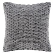 Safavieh Caine Textured Throw Pillow
