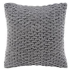 Safavieh Caine Textured Throw Pillow