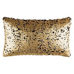 Safavieh Talon Sequin Oblong Throw Pillow