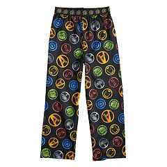 Boys 6-16 Marvel Comics Avengers Infinity Wars Lounge Pants