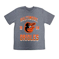 Boys 8-20 Baltimore Orioles Stitches Basic Tee