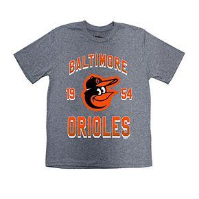 Boys 8-20 Baltimore Orioles Stitches Basic Tee