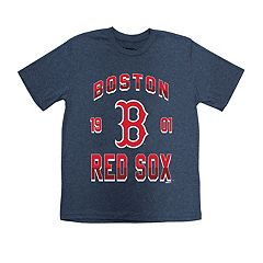 Boys 8-20 Boston Red Sox Stitches Basic Tee