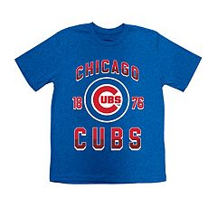 Boys 8-20 Chicago Cubs Stitches Basic Tee