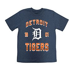 Boys 8-20 Detroit Tigers Stitches Basic Tee