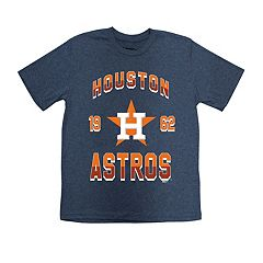 Boys 8-20 Houston Astros Stitches Basic Tee