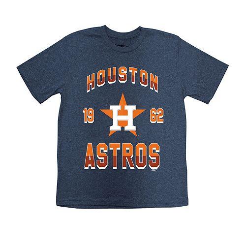 Boys 8-20 Houston Astros Stitches Basic Tee