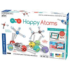 Thames & Kosmos Happy Atoms Complete Set (50 Atoms)