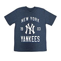 Boys 8-20 New York Yankees Stitches Basic Tee