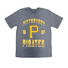 Boys 8-20 Pittsburgh Pirates Stitches Basic Tee
