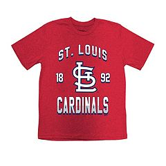 Boys 8-20 St. Louis Cardinals Stitches Basic Tee