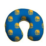 Pegasus Golden State Warriors Memory Foam Travel Pillow