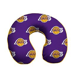 Pegasus Los Angeles Lakers Memory Foam Travel Pillow