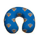 Pegasus New York Knicks Memory Foam Travel Pillow