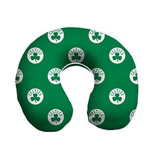 Pegasus Boston Celtics Memory Foam Travel Pillow