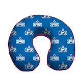 Pegasus Los Angeles Clippers Memory Foam Travel Pillow