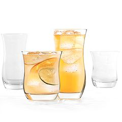 Food Network™ 16-piece Hourglass Drinkware Set
