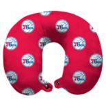 Pegasus Philadelphia 76ers Polyester-Fill Travel Pillow