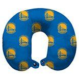 Pegasus Golden State Warriors Polyester-Fill Travel Pillow