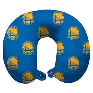 Pegasus Golden State Warriors Polyester-Fill Travel Pillow