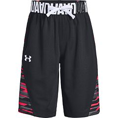 Girls 7-16 Under Armour Hoops Shorts
