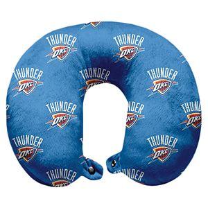 Pegasus Oklahoma City Thunder Polyester-Fill Travel Pillow