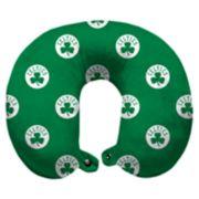 Pegasus Boston Celtics Polyester-Fill Travel Pillow