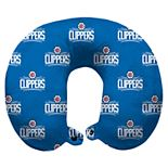 Pegasus Los Angeles Clippers Polyester-Fill Travel Pillow