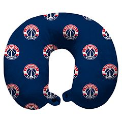 Pegasus Washington Wizards Polyester-Fill Travel Pillow