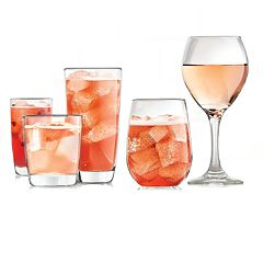 Food Network™ 40-Piece Canyon Drinkware Set