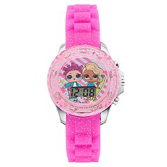 L.O.L. Surprise! Kids' Digital Light-Up Watch
