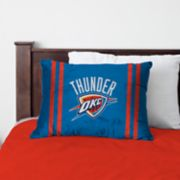 Pegasus Oklahoma City Thunder Standard Bed Pillow with Microfiber Cover