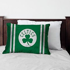 Pegasus Boston Celtics Standard Bed Pillow with Microfiber Cover