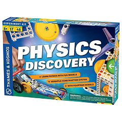 Thames & Kosmos Physics Discovery (V 2.0)