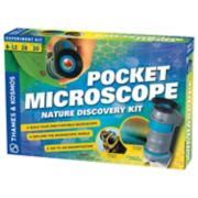 Thames & Kosmos Pocket Microscope: Nature Discovery Kit