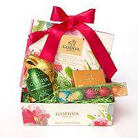 Godiva Chocolatier Easter Cheer Basket with Godiva Gourmet Chocolate Gifts