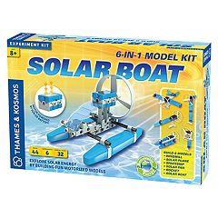 Thames & Kosmos Solar Boat