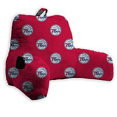Pegasus Philadelphia 76ers Back Rest Lounge Pillow