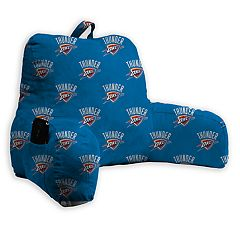 Pegasus Oklahoma City Thunder Back Rest Lounge Pillow