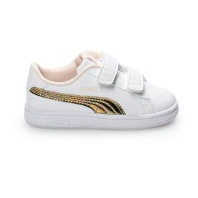 PUMA Smash V2 Mermaid Preschool Girls' Sneakers