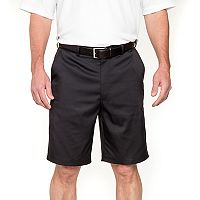 Men's Pebble Beach Classic-Fit Dobby Diamond Cargo Performance Golf Shorts