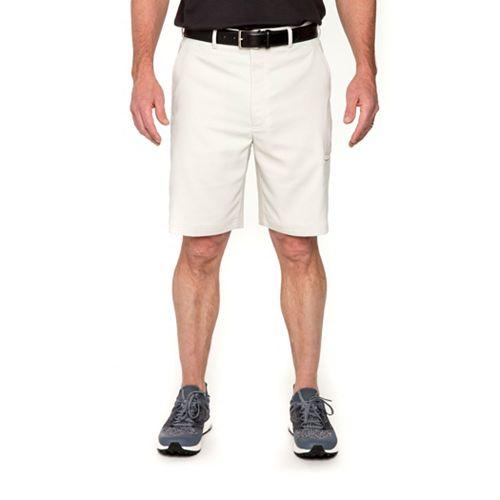 Men's Pebble Beach Classic-Fit Dobby Diamond Cargo Performance Golf Shorts