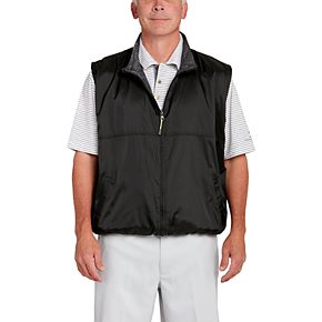 Men's Pebble Beach Classic-Fit Reversible Performance Golf Vest