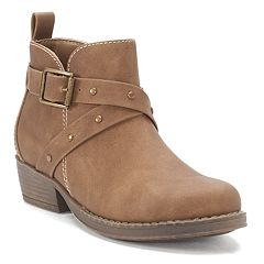 SO® Amee Girls' Ankle Boots