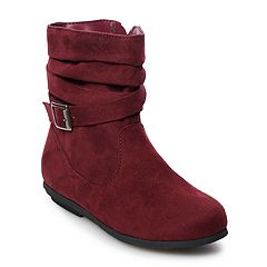 SO® Layne Girls' Ankle Boots