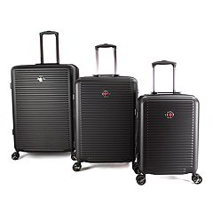 Proton Surge 3-Piece Hardside Spinner Luggage Set