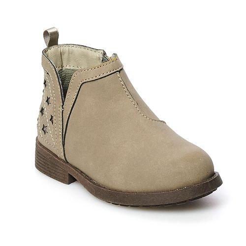 OshKosh B'gosh® Toddler Girls' Short Ankle Boots