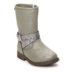 OshKosh B'gosh® Toddler Girls' Sparkle Boots