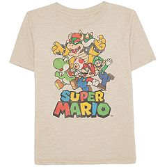 Boys 4-10 Jumping Beans® Super Mario Bros. Graphic Tee